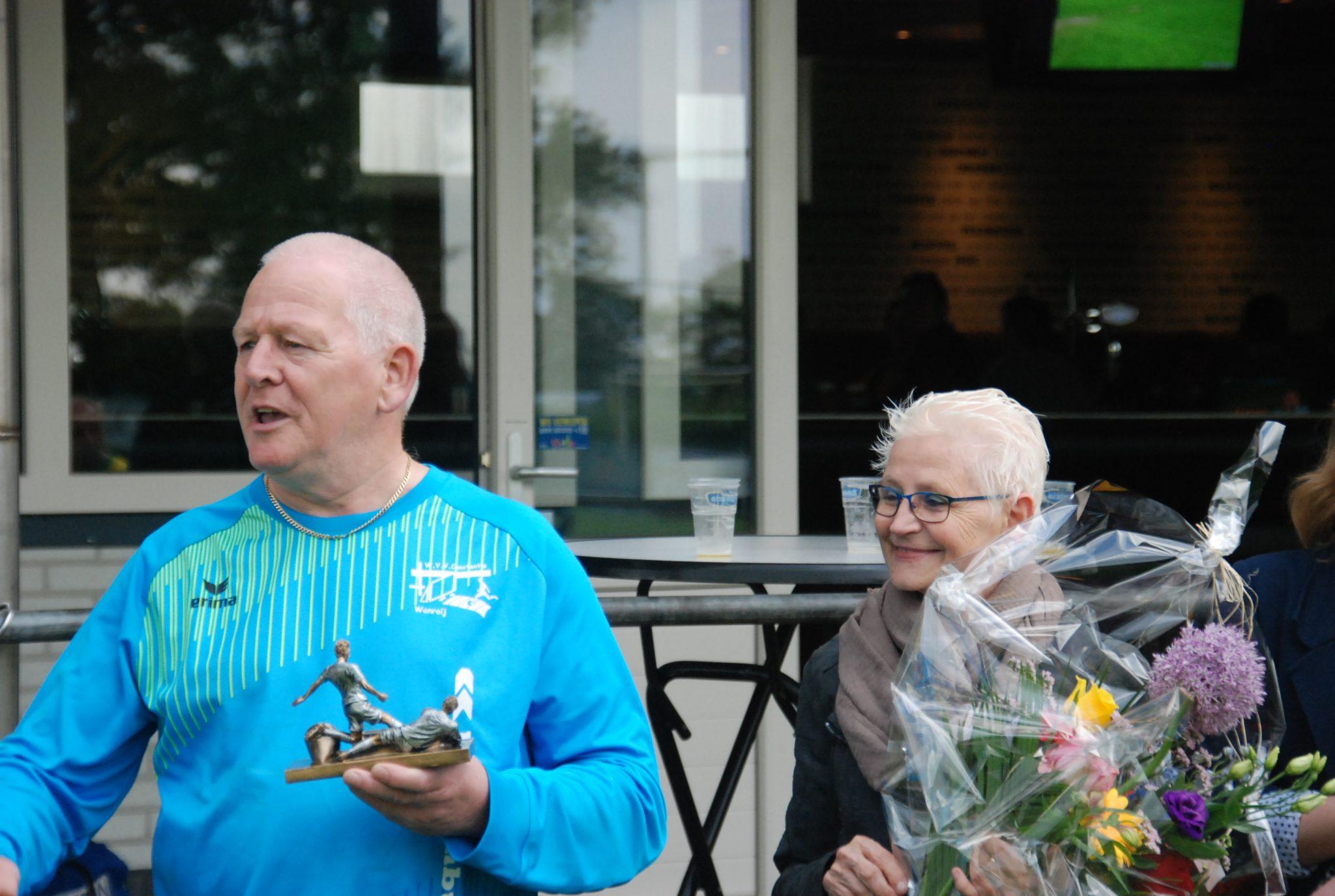 Afscheidswedstrijd Tiny Rooijendijk